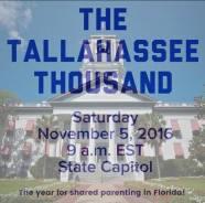 Protest - Tallahassee FL Nov 5 - Parental Rights - 2016
