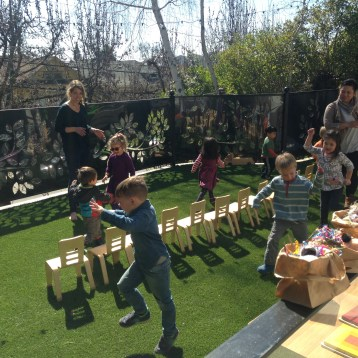 Preschool Oakland Reggio Full Time Childrens Workshop
