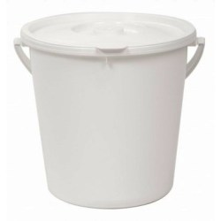 20L NAPPY PAIL SOAKER BUCKET WITH LID