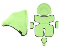 ARLO INFANT CARRIER HOOD AND INSERT SET