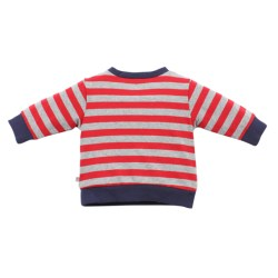 Bebe Riley pocket fleece pullover