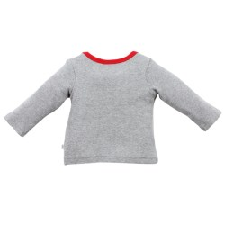 Bebe Riley Bear envelope tee