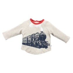 Bebe Gus brig train tee