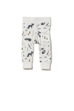 milky foxes pant