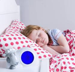 ZAZU Sam the Sleep Trainer Clock & Nightlight