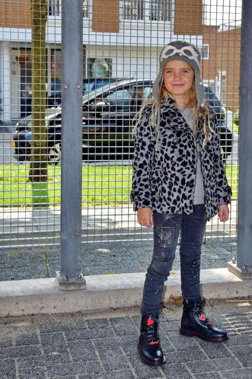 Outfit inspiratie: Coole look