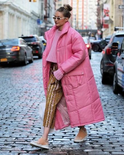 De puffer coat is de trend op jassengebied