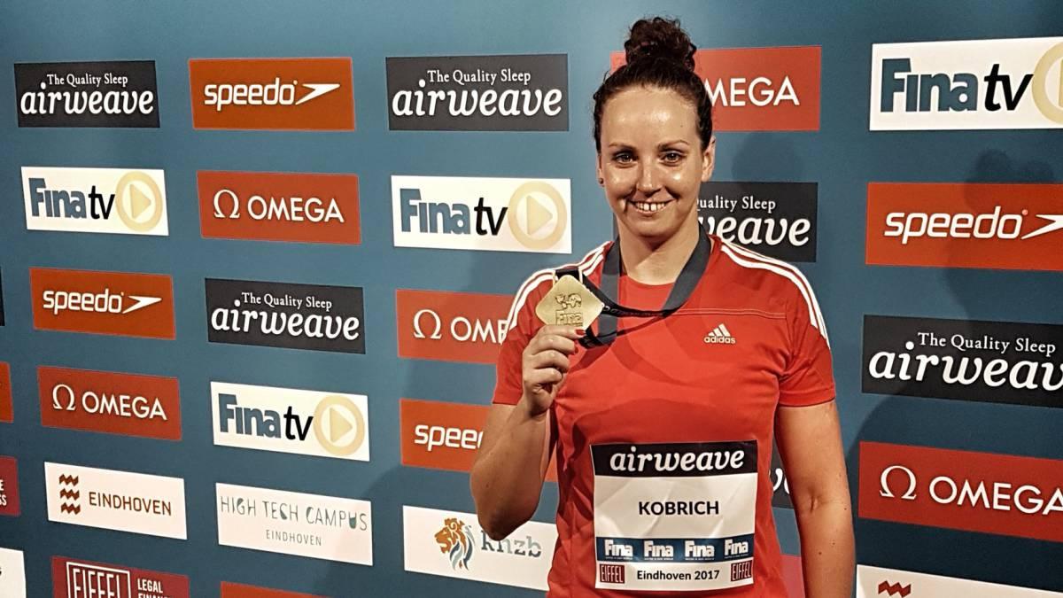 Kristel Köbrich gana el bronce en el Mundial de Natación - AS Chile