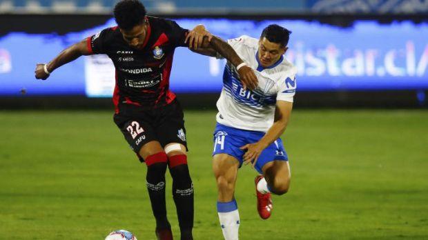 U. Católica vs Antofagasta en vivo: Torneo Nacional en directo - AS Chile