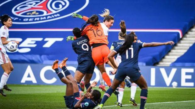 El PSG de Endler se complica en la Champions League Femenina - AS Chile