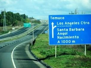 Ruta 5; camino a L.A.