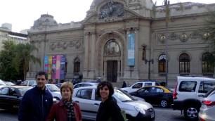 En el Museo Nacional de Bellas Artes