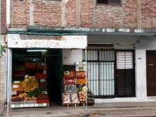 Frutería en Palermo