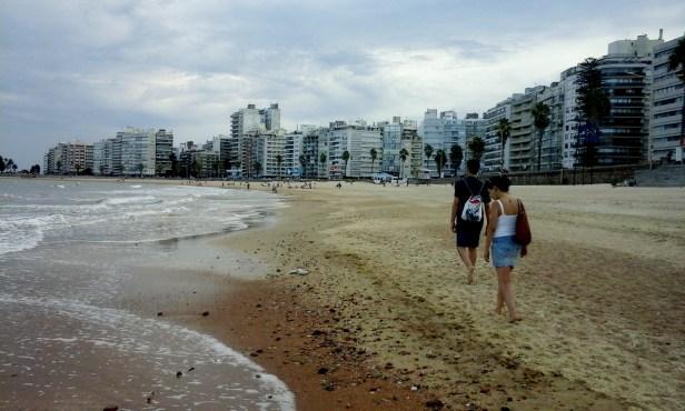 Playa de Pocitos