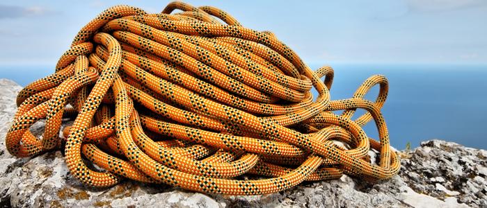 Cuerdas de escalada tipos y cuidaos por raul gasa - Tipos de cuerdas ...