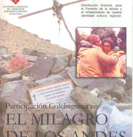 Libros chilenos sobre la tragedia del avión uruguayo FAU Nº 571