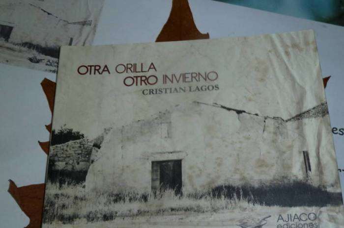 """Cristian Lagos; """"Otra Orilla otro Invierno"""" en Curacautín"""