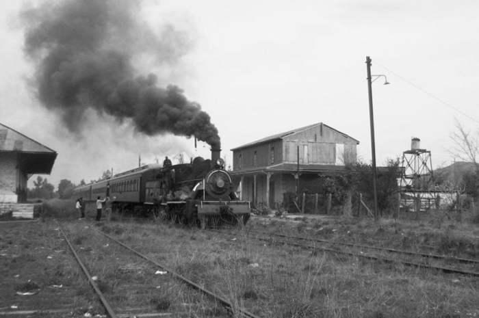 Ferrocarril San Fernando – Pichilemu: 5 de enero de 1926