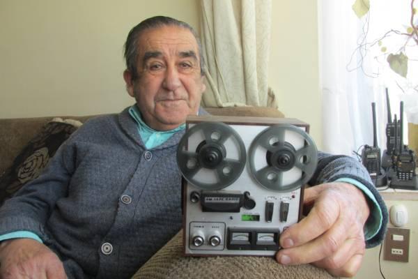 """En el Día del Trabajador Radial: Carol Larenas, """"El Carolo"""", recuerda sus días de Radio"""