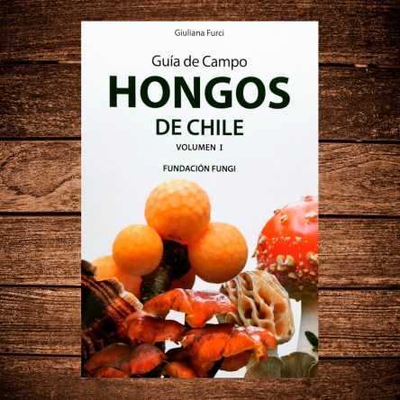 Hongos de Chile – Guía de Campo Volumen 1