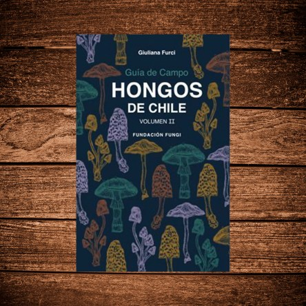Hongos de Chile – Guía de Campo Volumen 2