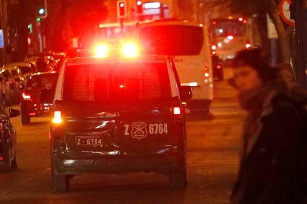 Carabinero de franco MATA A DELINCUENTE que intentó robar auto de su padre