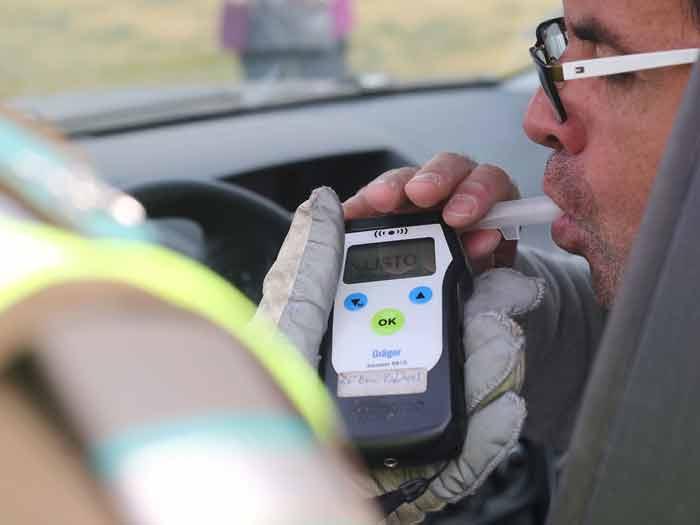 Casi un cuarto de los conductores ha dado positivo al narcotest en Fiestas Patrias