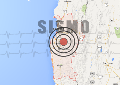 FUERTE SISMO en zona norte del país