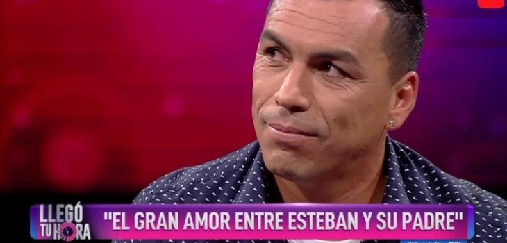 Esteban Paredes reveló duro recuerdo junto a su padre: trató de lanzarse al metro