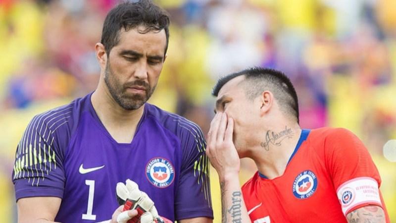 «VOY AHORA» El gesto de Claudio Bravo que sacó APLAUSOS en redes sociales