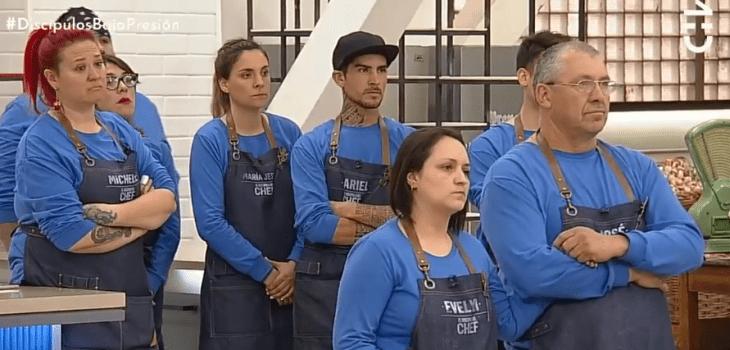 José Cornejo fue eliminado de «El discípulo del chef» y televidentes se fueron contra dos compañeras