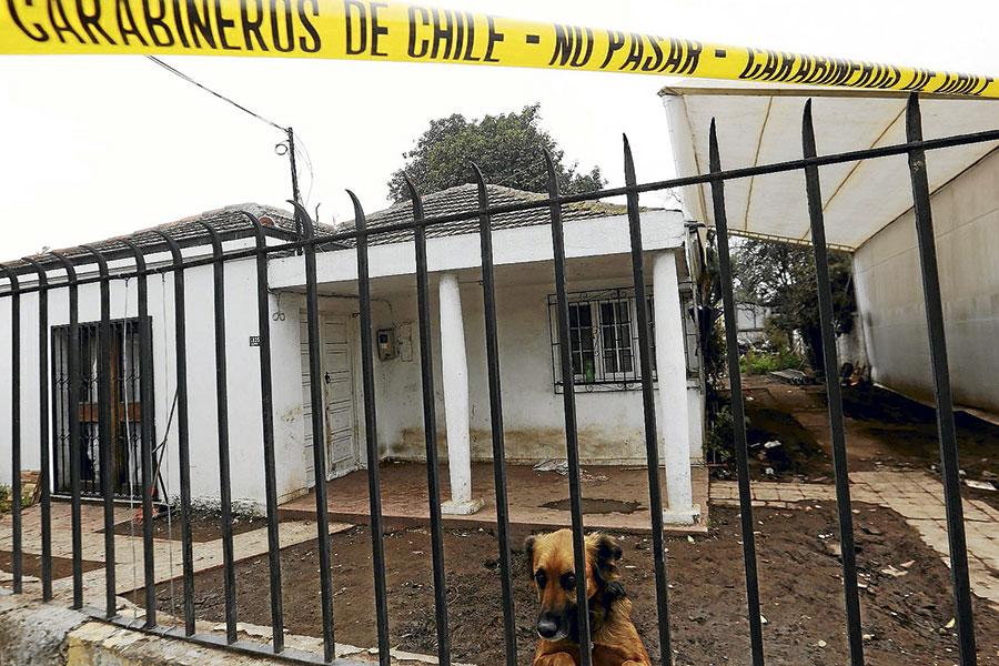 Revelan primeras imágenes del interior de la bodega tras hallazgo de Fernanda Maciel