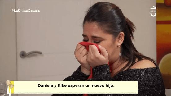 «La Divina Comida»: angustiante relato de Kike Acuña emocionó hasta las lágrimas a Belén Mora