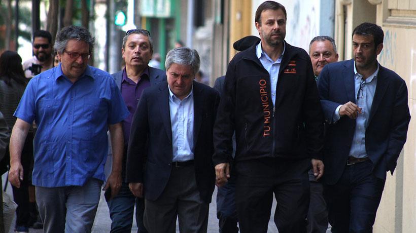 Alcaldes decidieron suspender consulta ciudadana tras acuerdo de partidos