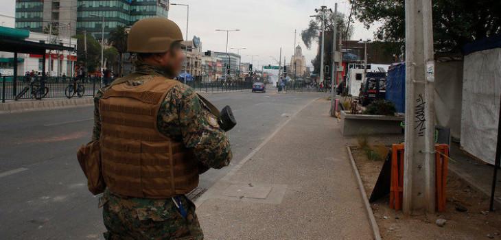 Soldado que se negó a participar en Estado de Excepción: «Un saludo al pueblo que está peleando»
