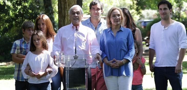 Familia Piñera sacó fuera de Chile más de US$500 millones a paraísos fiscales