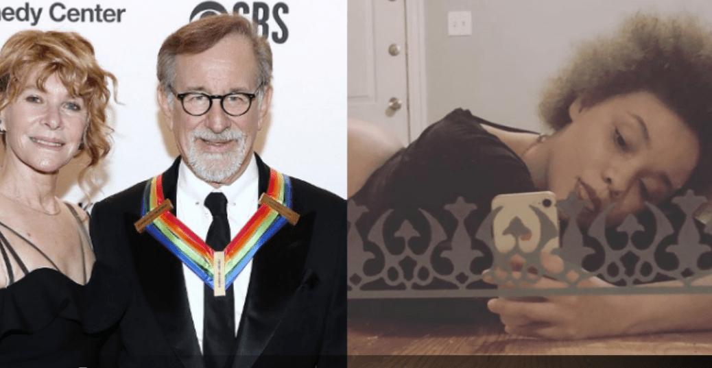 Hija de Steven Spielberg inicia carrera como ACTRIZ PORNO causando la CURIOSIDAD de su padre