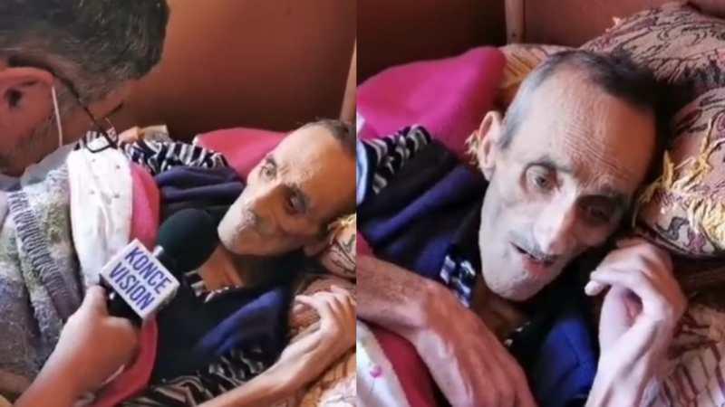 Abuelito ABANDONADO por el SENAMA clama por ayuda en Concepción