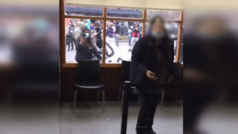 Mujer fue enviada a LA CÁRCEL por INSULTAR a Carabineros en Puerto Varas