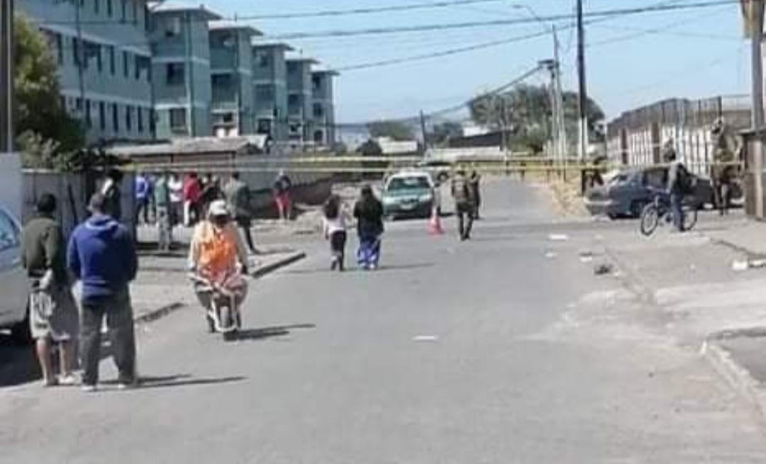 Hombre recibió ESCOPETAZO en el rostro ante la mirada ATÓNITA de vecinos en San Pedro de la Paz