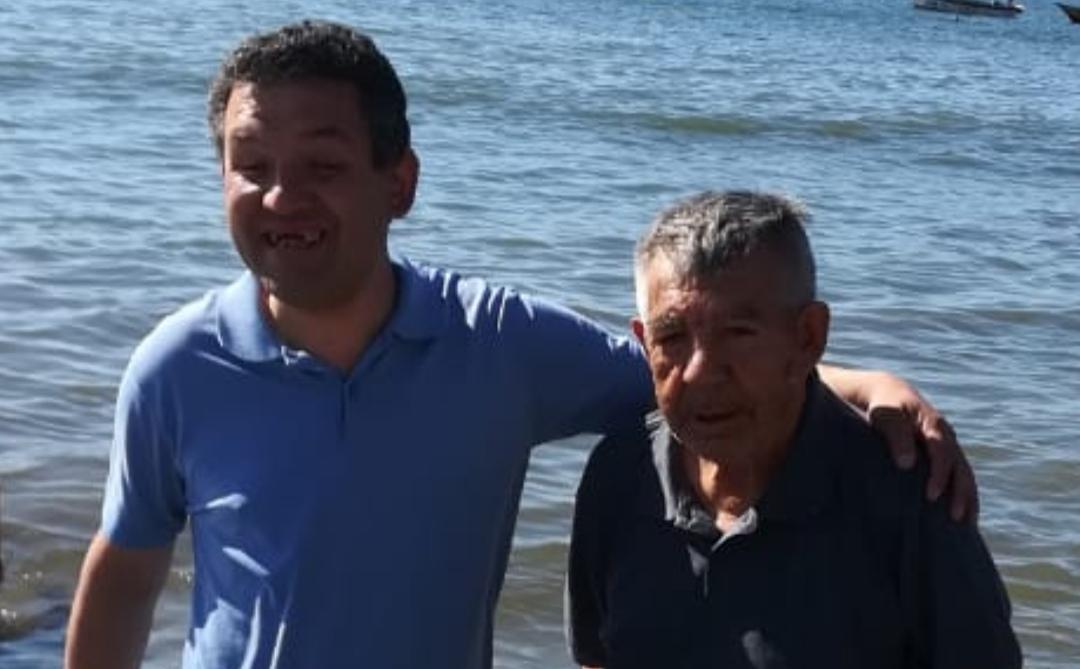 Don Manuel, el querido abuelito que FALLECIÓ tras feroz incendio en Pedro de Valdivia, Concepción