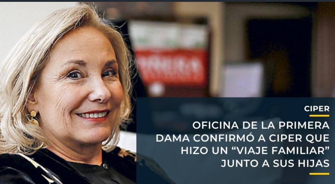 Cecilia Morel pasa VACACIONES EN MIAMI mientras todo Chile vive ALZA DE CONTAGIOS