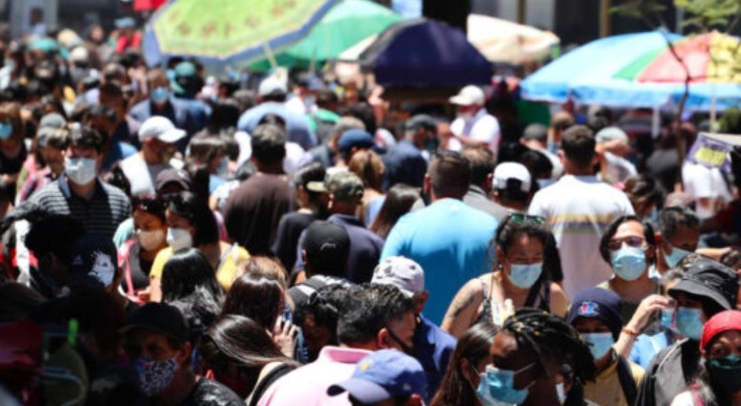 Región del Biobío cierra el año con la cifra MÁS ALTA de contagios, 612 y 21 FALLECIDOS