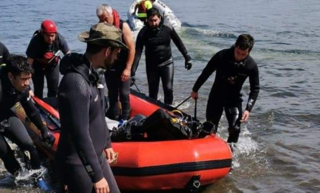 AHORA! Encuentran cuerpo de Penquista desaparecido tras caer en laguna Avendaño