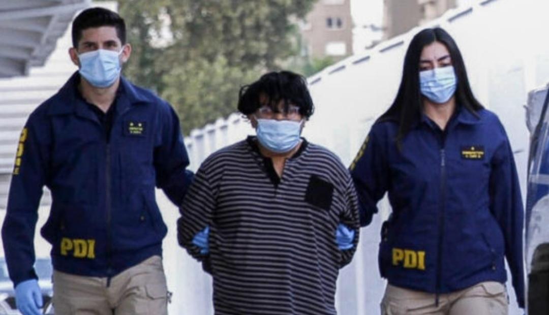 Acusado del FEMICIDIO de María Isabel Pávez habría intentado ATACAR a la PDI durante detención