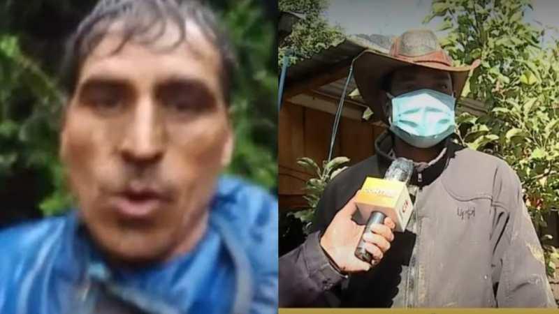 «Fue el ÚNICO que vino» Hombre relata HEROICA ACCIÓN de Pangal Andrade