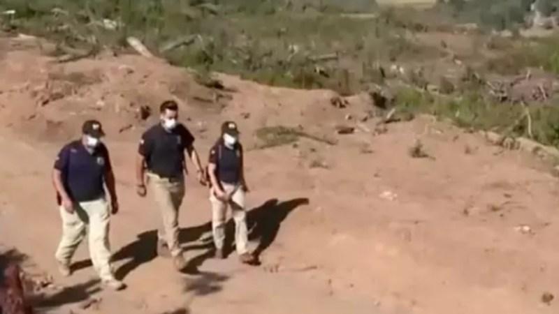 Encuentran zapatilla que corresponderia a Tomás, buscan establecer RUTA DEL CRIMEN