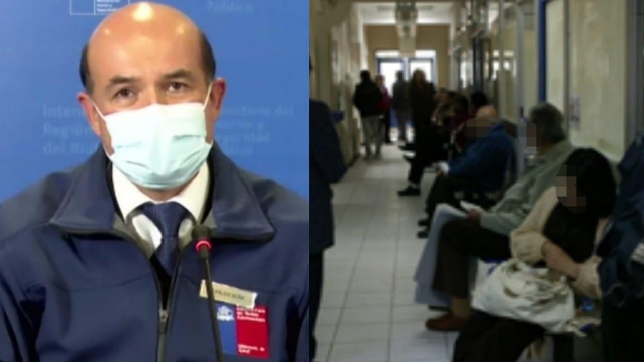 Confirman pacientes en PASILLO del hospital regional esperando CAMA tras COLAPSO en salud