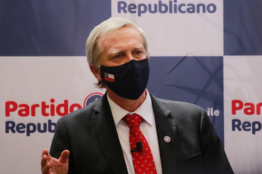 Jose Antonio Kast SE AGRAVA tras contagio por Covid, se encuentra HOSPITALIZADO