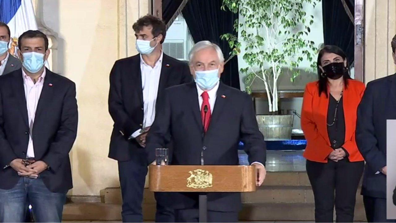 Propuesta retiro 10% de Piñera: Con DEVOLUCIÓN, impuestos y BONO para quienes no tengan dinero en las AFP